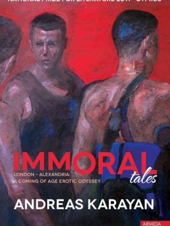 Immoral tales - London-Alexandria: A coming of age erotic odyssey