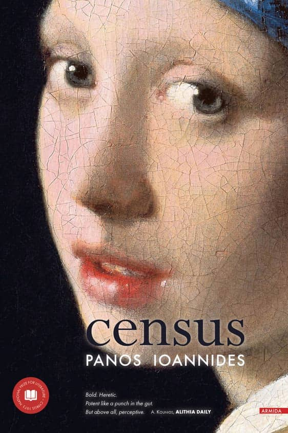 Census - front cover